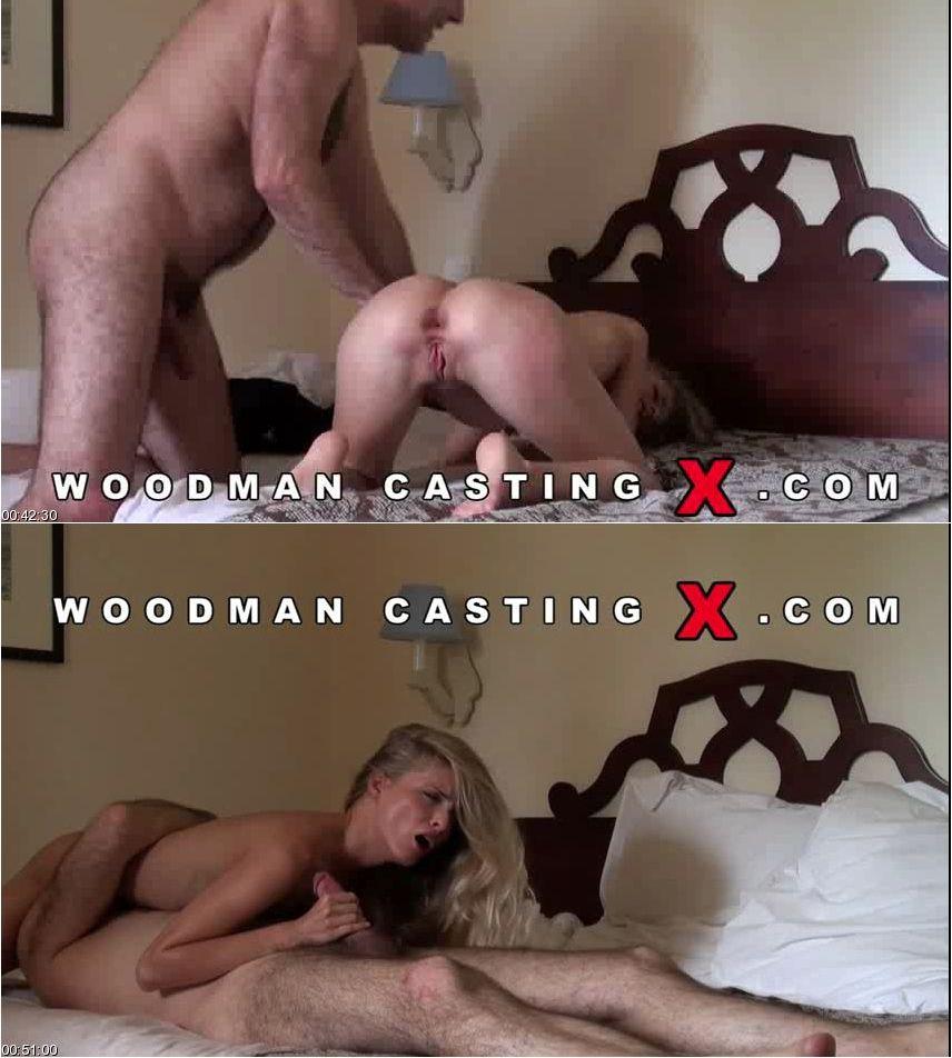 Cayenne klein woodman