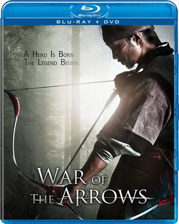 War Of The Arrows 2011 Dual Audio Hindi 480p BluRay 350mb