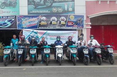 Tantangan 1 Liter bersama Yamaha Mio S