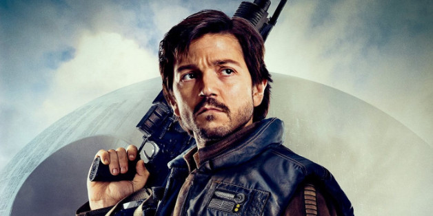Diego Luna Reacts To Cassian Andor Series and Hints at De-Aging For His Return