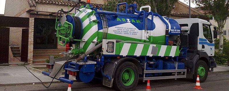 Camiones cuba Madrid