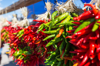 New Mexico Chillis_by_Laurence Norah