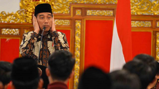 Eks Koruptor Lolos Jadi Caleg, Jokowi: Bawaslu Punya Kewenangan
