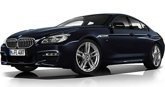 2016 Bmw 6 Series Gran Coupe M Design Bmw Redesign