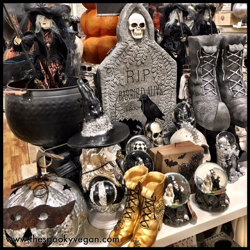 I Have Found Some Real Treasures From Them In Past Years And Expect This Year To Be No Different Often Find Halloween Tableware Candles Artwork
