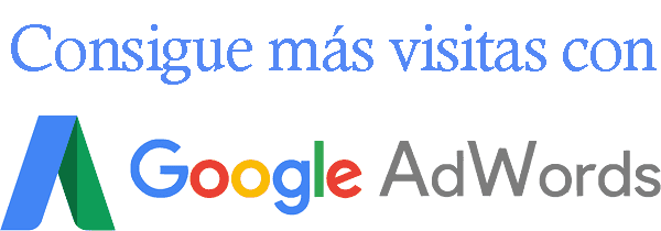 Consigue visitas con Google AdWords
