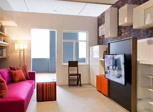 Desain Interior Apartemen 2017