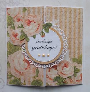 Kartka z gratulacjami