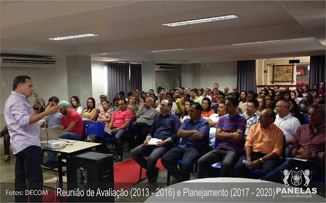 Sérgio Miranda realiza reunião em Caruaru para tratar da gestão municipal