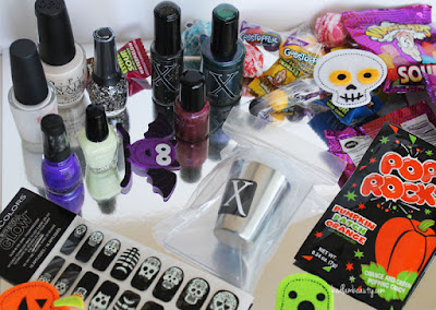 Bedlam Beauty Halloween Giveaway