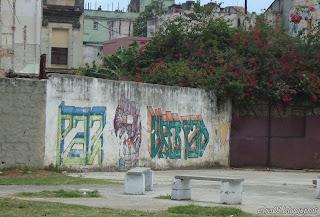 graffiti cuba
