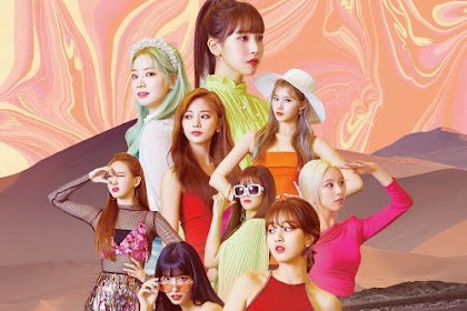 Lirik Lagu TWICE – Stuck In My Head