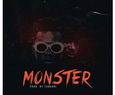 LYRICS: Strongman ft. B4Bonah – Monster (Lyrics)