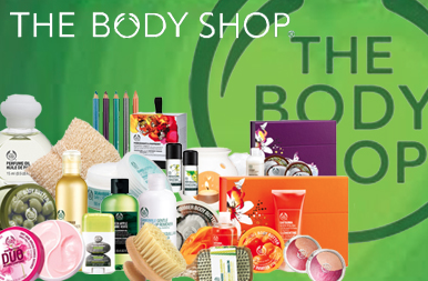 Bodyshop Gift Card Sweepstakes (AU)