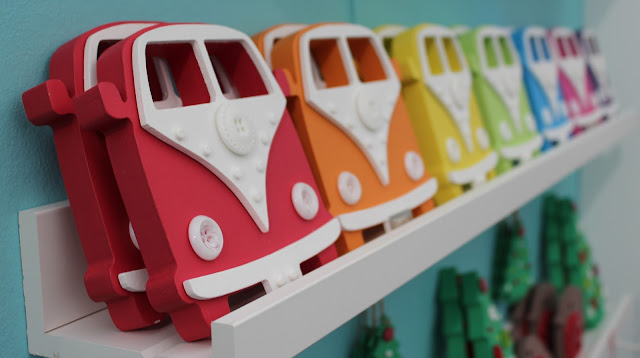 Handmade Fair 2016 - Skelter campervans