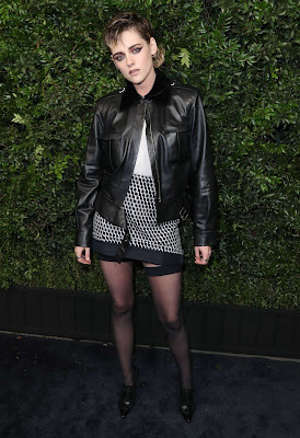 Kristen Stewart – Charles Finch and CHANEL Pre-Oscar Awards Dinner in LA