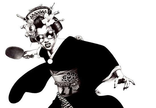 Shohei Otomo - http://www.hakuchi.jp/