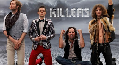 indieoclock - the killers