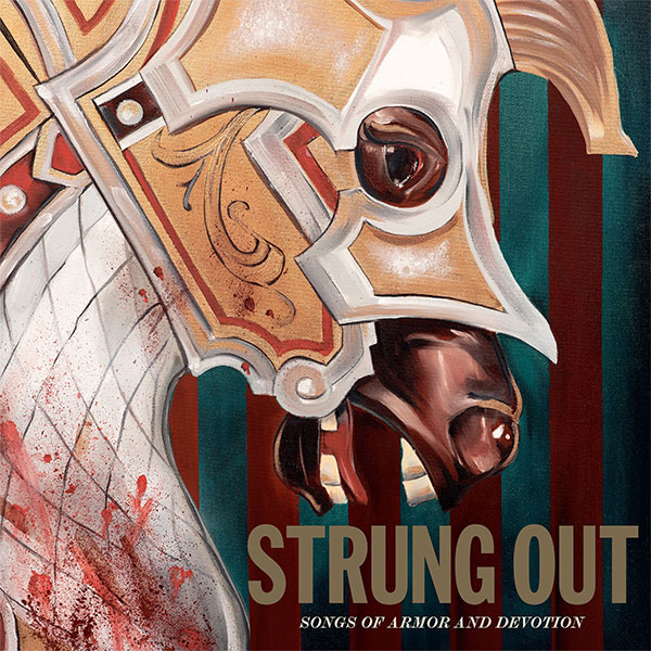 """Strung Out premiere video for new song """"Under The Western Sky"""""""