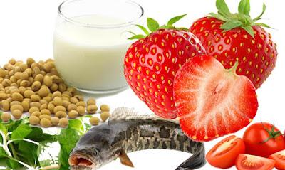 makanan dan minuman yang mengandung kolagen