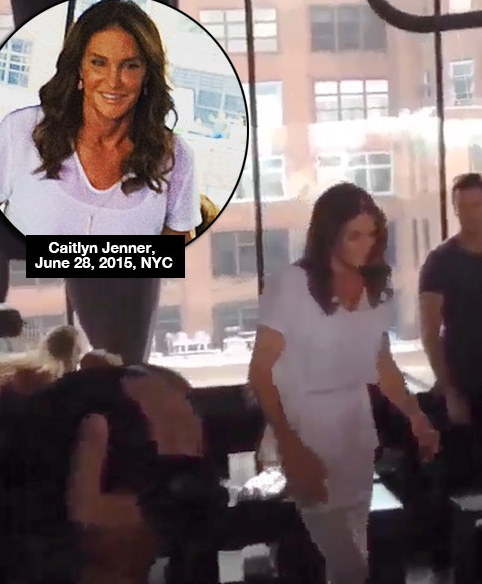 caitlyn jenner gay pride new york
