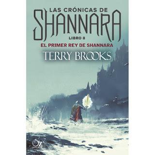 El primer rey de Shannara de Terry Brooks