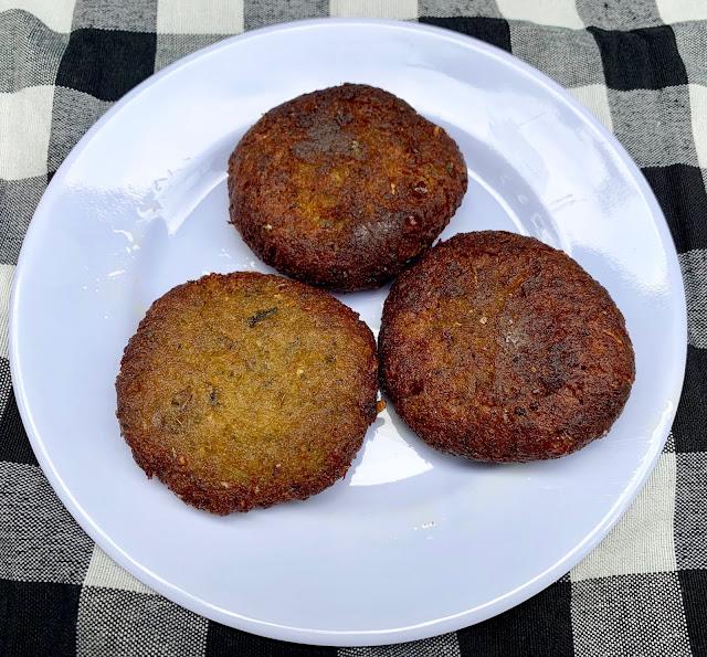 Vegetarian Shami Kebab