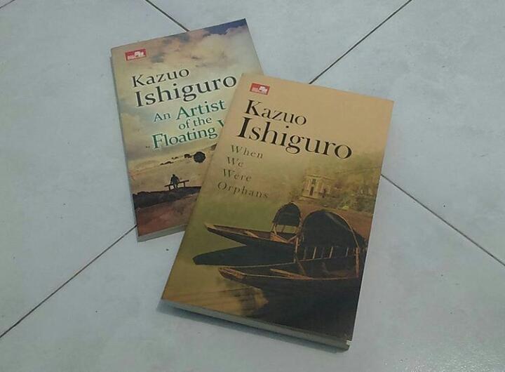 Kazuo Ishiguro: Books to Read with Merit