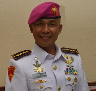 Mengenal Sosok Mayjen TNI (Mar) Bambang Suswantono Danpaspampres Baru, Pemberantas Perompak Somalia - Commando