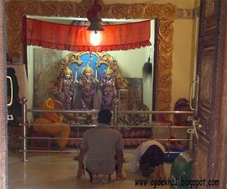 yogeshwar temple patora