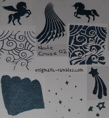 Review-Nail-Craze-02-Stamping-Plate