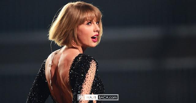 Dinobatkan Sebagai Pemilik Bibir Terseksi Tahun Ini, Lihat Detail Bibir Taylor Swift!