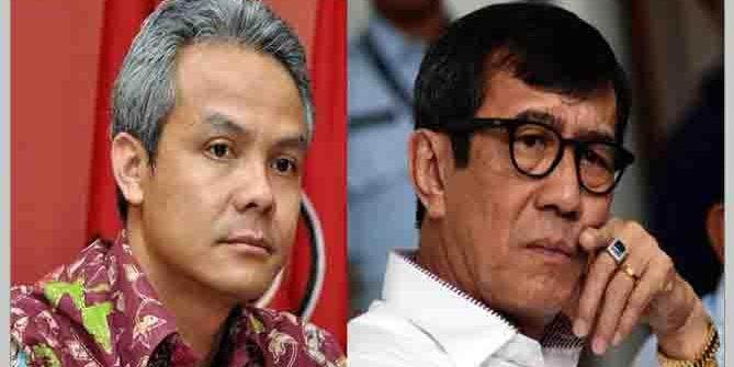 Kubu Novanto Bakal Beberkan Peran Kader PDIP Ganjar, Yasonna dan Olly di Korupsi e-KTP
