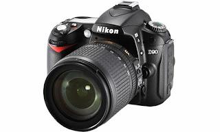 Harga dan Spesifikasi Kamera Nikon D90