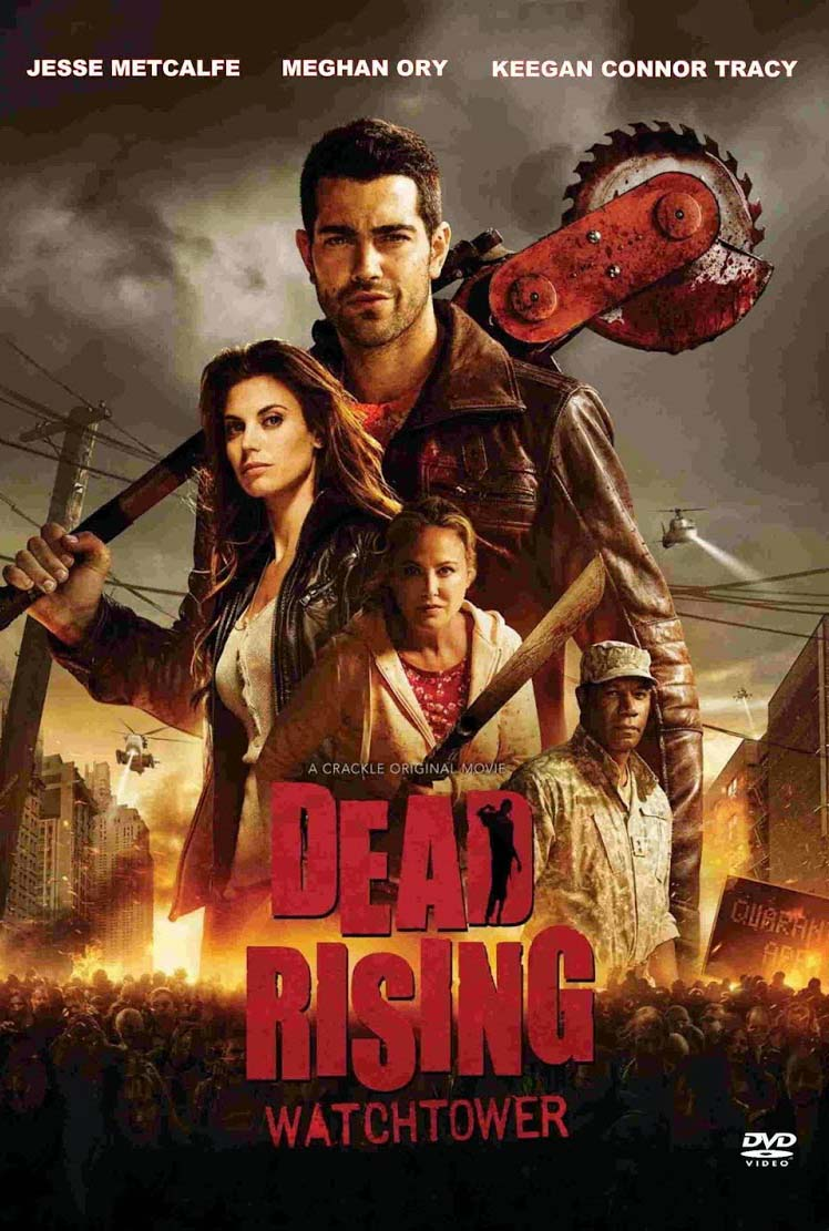 Dead Rising: Watchtower – O Filme Torrent – Blu-ray 720p Dual Áudio (2015)
