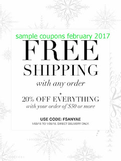 free The Limited coupons for february 2017