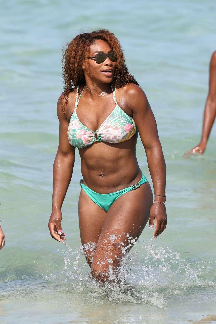 Serena williams bikini opinion