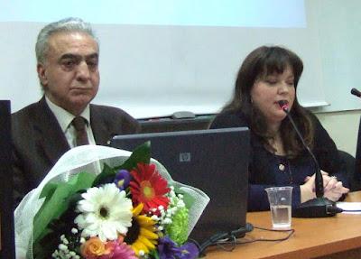 Ο Δρ. Ι.Καζταρίδης στο Σχολείο Δεύτερης Ευκαιρίας Κατερίνης