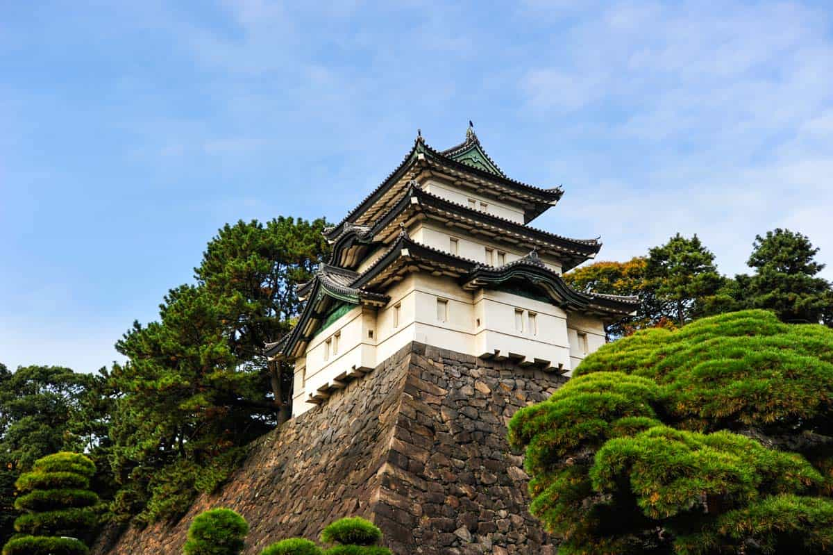 Tokyo Imperial Palace   Japan