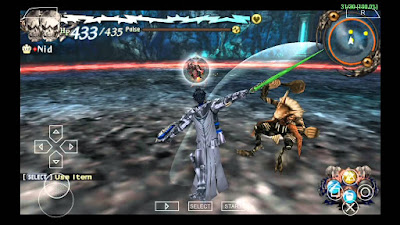 Foranimeku- Lord of Arcana PSP