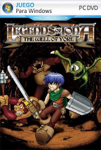 Legends Of Iona RPG PC Full