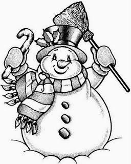 Desenhos De Sinos Velas Bonecos E Enfeites De Natal Para Colorir