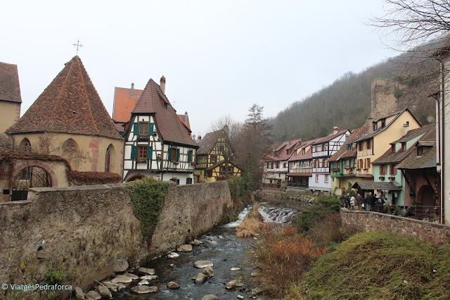 Els Pobles de la Ruta del Vi de l'Alsàcia, els Pobles més bonics de França