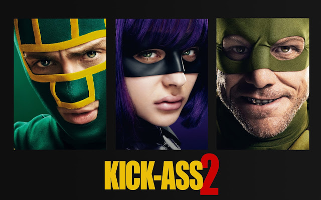 Fond Ecran Kick-ass