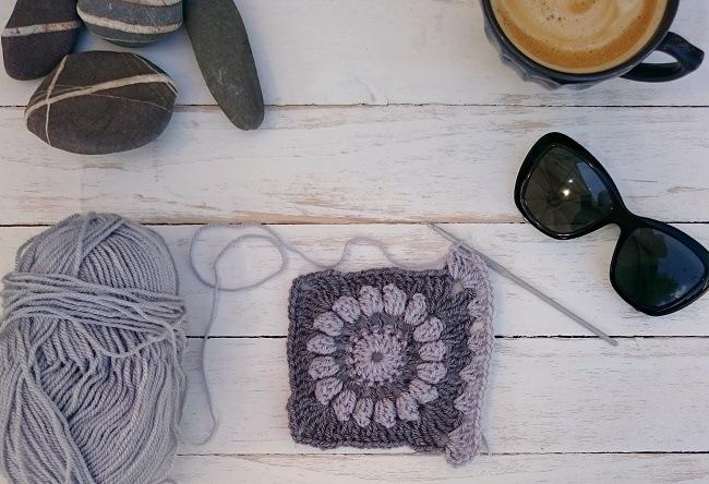 August garden crochet