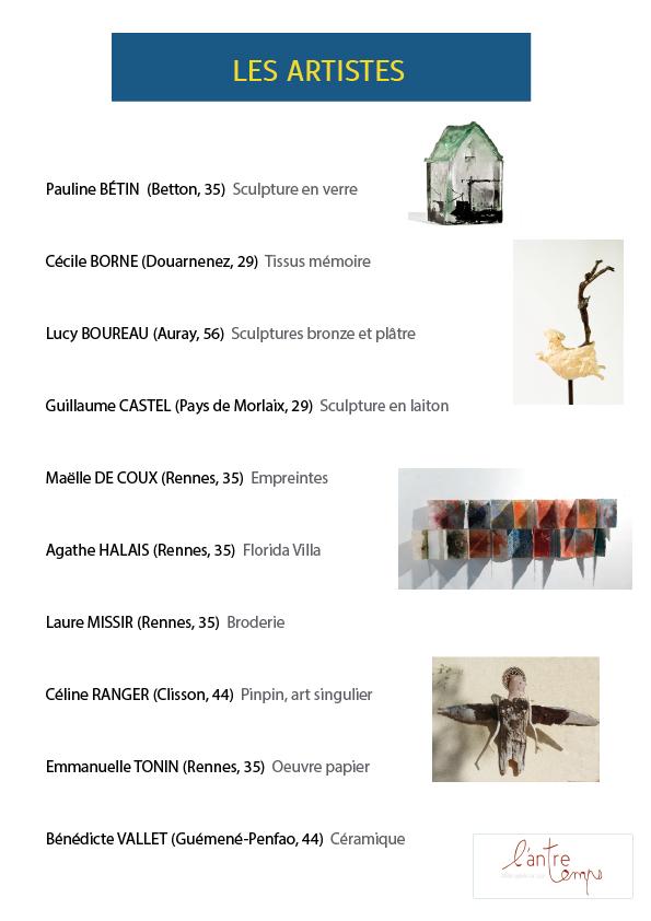 l 39 antre temps atelier galerie rennes j 8. Black Bedroom Furniture Sets. Home Design Ideas
