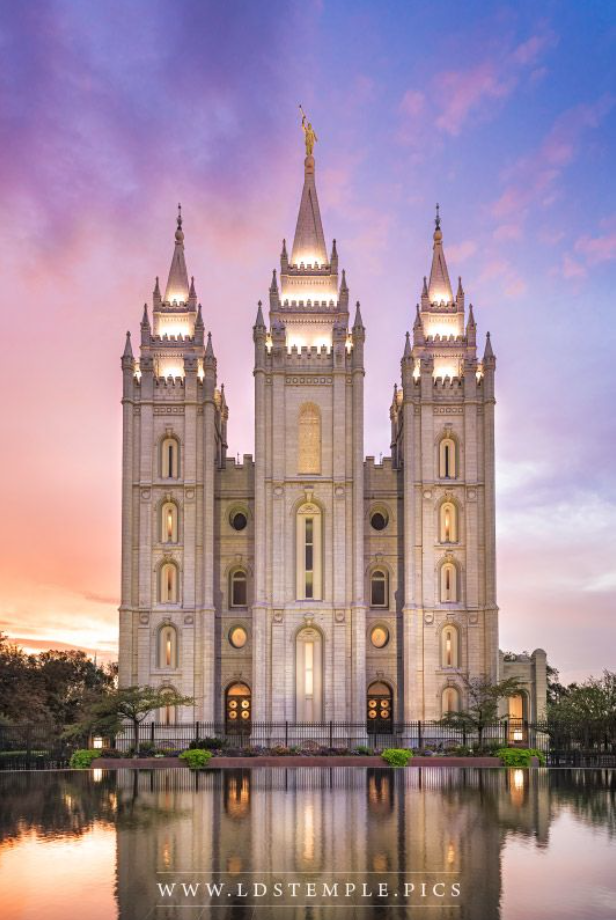 Why Not Believe?: Happy 40th Anniversary to us! (LDS Temple Blessings)