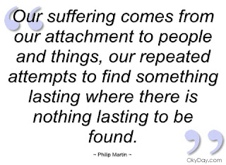 The Root Cause Of Suffering Is Attachment Tjs Blog