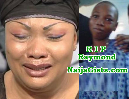 eucharia anunobi crying