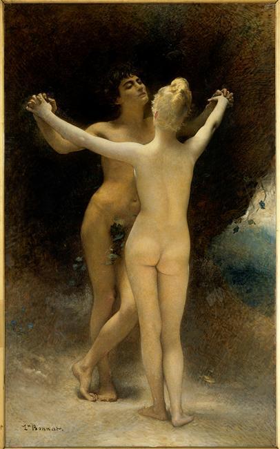Rene de beau nude 1965 - 1 10